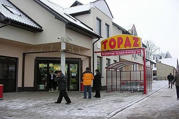 Sieć sklepów Topaz uruchomiła firmową ciastkarnię