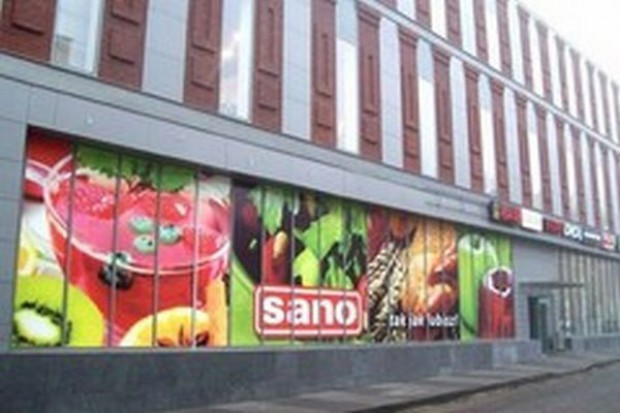 Sano inwestuje w galerię handlową