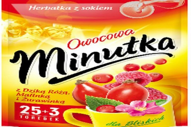 Owocowe Minutki od Mokate