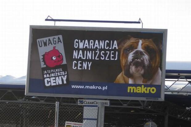 MAKRO reklamuje nową politykę cenową