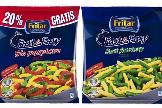 Fritar wprowadza nową serię Fast and Easy