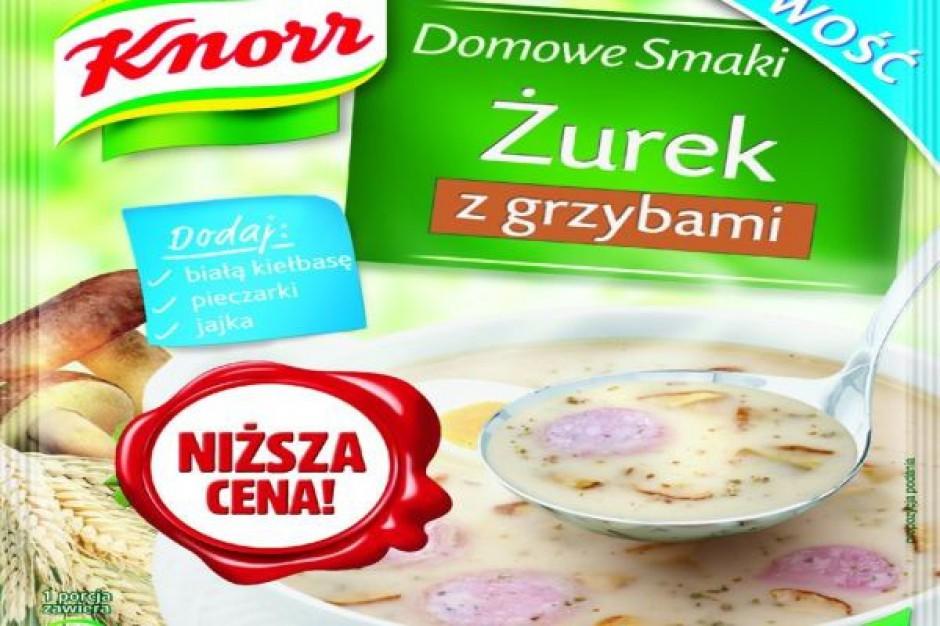 Żurek Knorra w dwóch nowych smakach