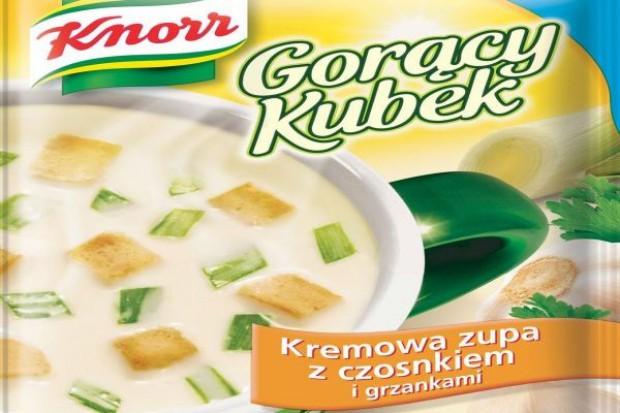 Nowe smaki Gorących Kubków Knorra