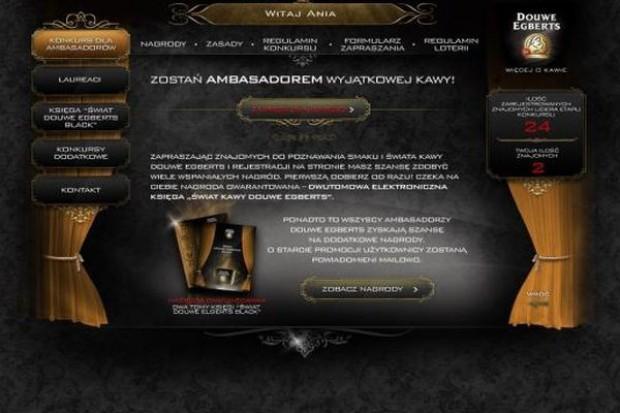 Douwe Egberts będzie promować markę przez ambasadorów