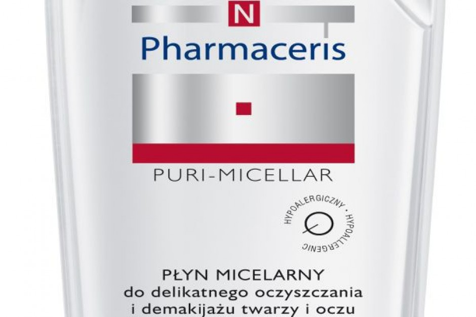 Pharmaceris płyn micelarny Puri-Micellar