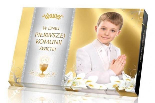 Wawel na I Komunię Świętą