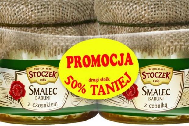 Promocja Smalcu Babuni - więcej produktu za niższą cenę