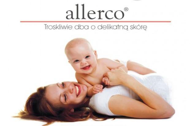 Kampania reklamowa preparatów dla dzieci Allerco