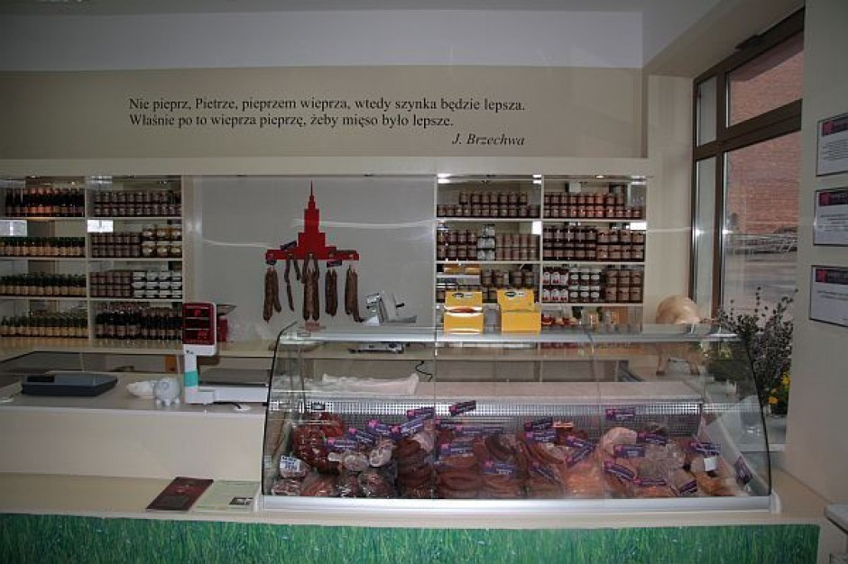Sklepy Wieprz i Pieprz zniknęły z rynku