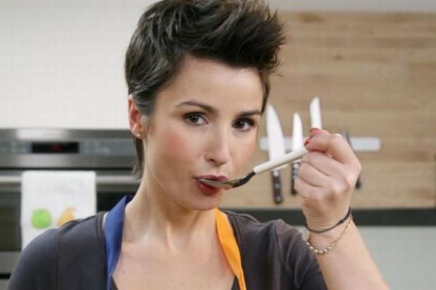 Kamis partnerem programu kulinarnego z Joanną Brodzik