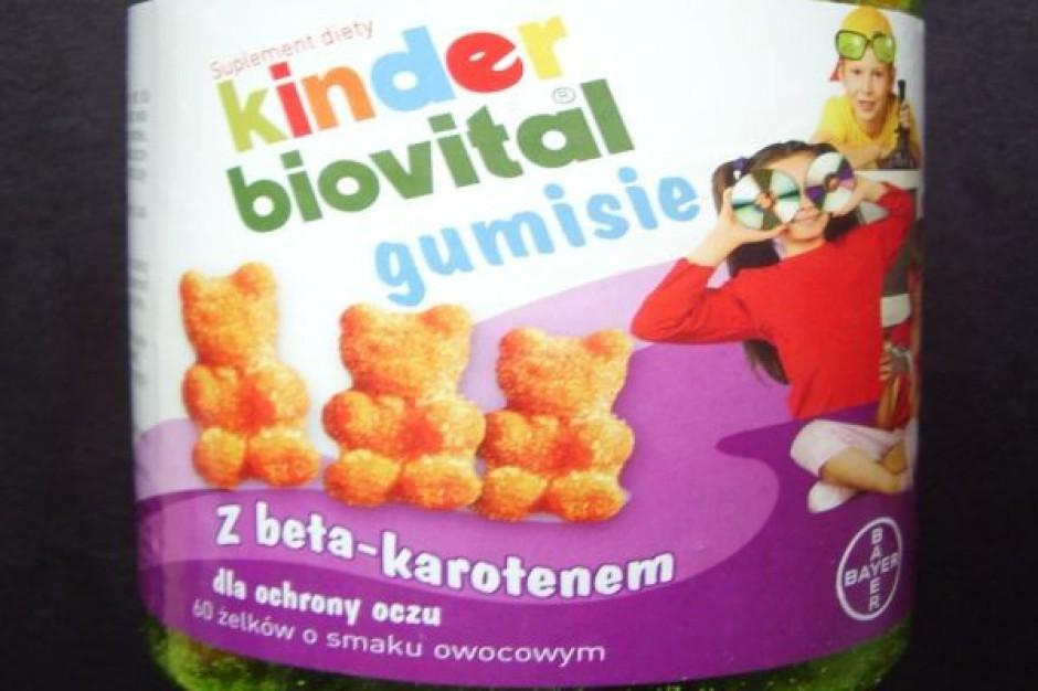 Zdrowe Gumisie Kinder Biovital