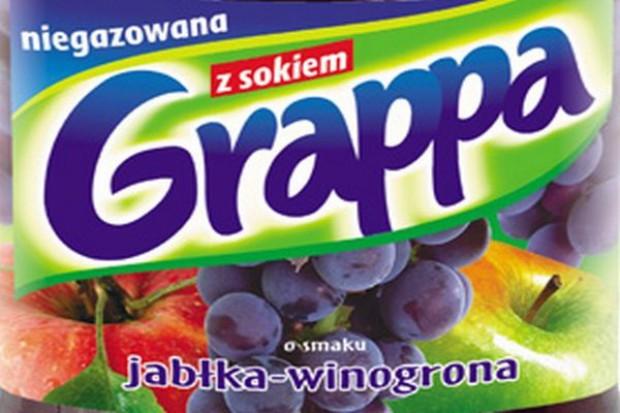 Pierwsza kampania reklamowa napojów Grappa