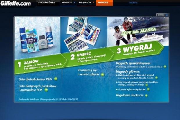 Gillette zabierze detalistów w rejs wokół Alaski