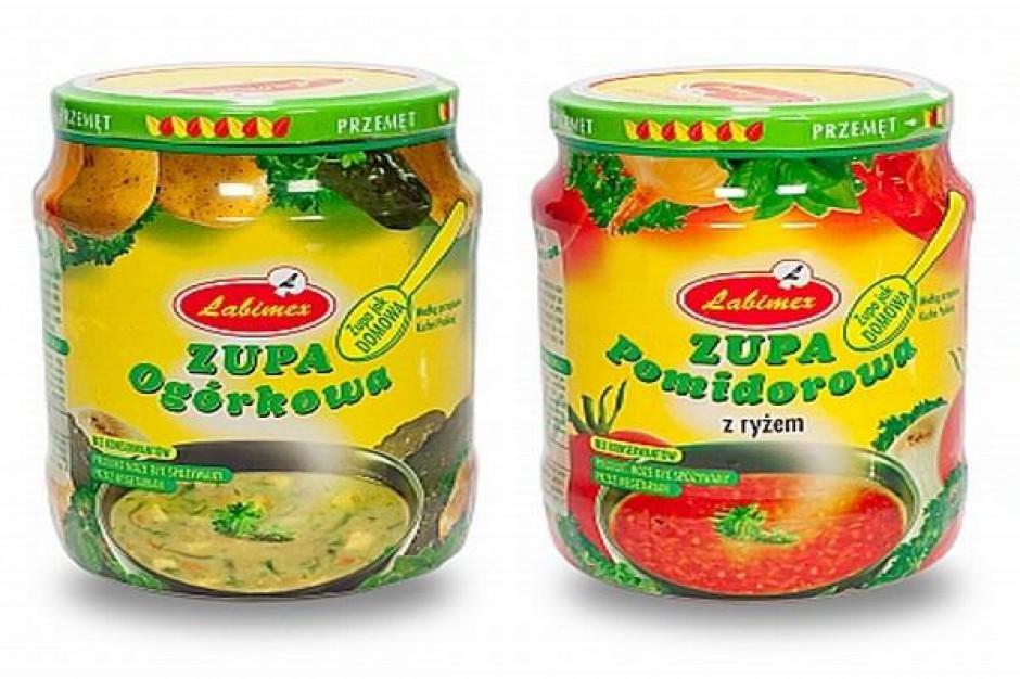 Nowe oblicze zup Łabimex