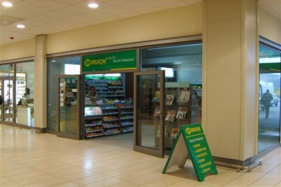Ruch podpisał z siecią Polomarket umowę na dostawy produktów FMCG