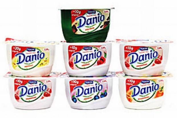 Mały Głód zachęca do nowego smaku serka Danio