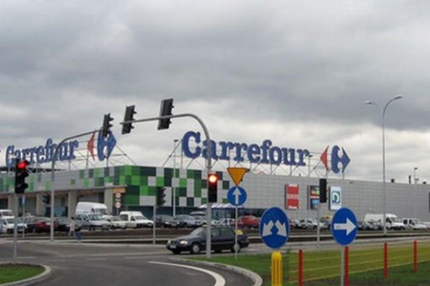 Carrefour zwiększył sprzedaż w Polsce o ponad 6 proc.