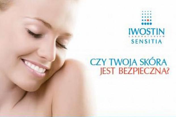 Kampania prasowa kosmetyków Iwostin