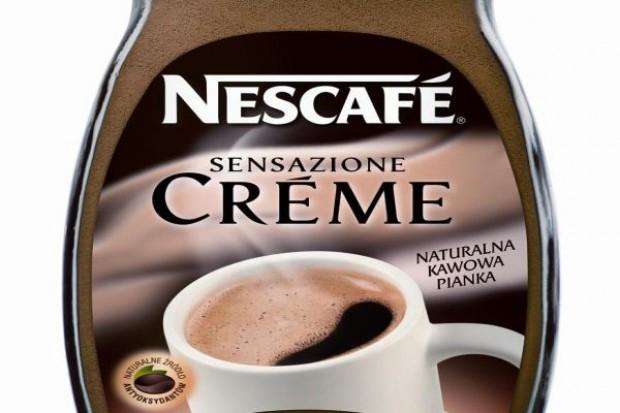 Nowa kawa w rodzinie Nescafe