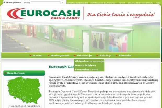 Eurocash w 2009 r. zwiększył zysk o 31 proc.