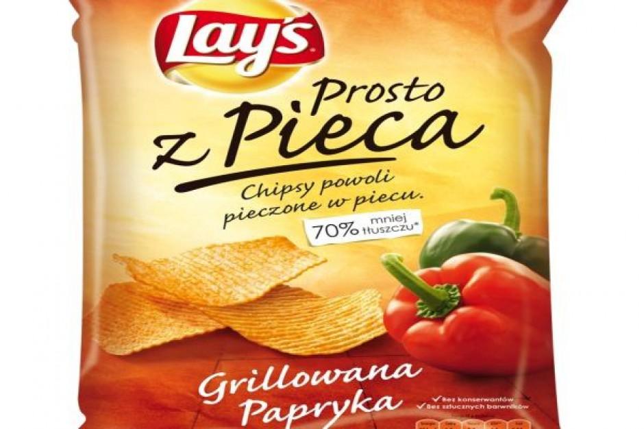 Lay's wprowadza chipsy prosto z pieca