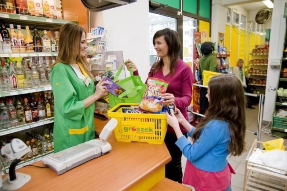 Rekordowo wzrosła sprzedaż detaliczna w sklepach