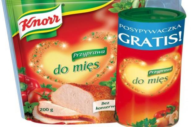 Limitowany zestaw przyprawy do mięs Knorra