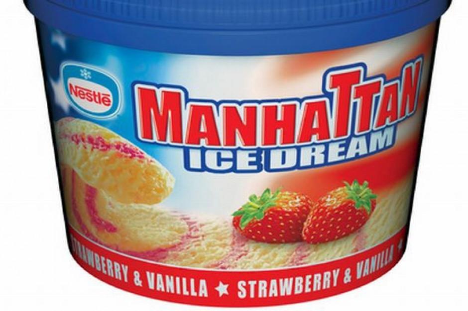 Rusza kampania telewizyjna lodów Manhattan