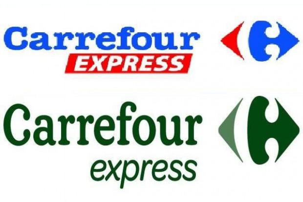 Carrefour zmienia wizualizację zewnętrzną swoich placówek