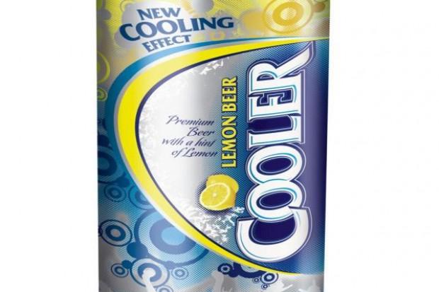 Cooler Lemon w nowym opakowaniu
