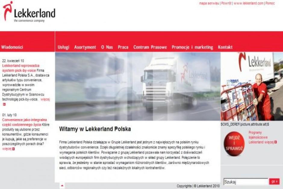 W 2009 roku obroty Lekkerland Polska wzrosły o 222 mln zł