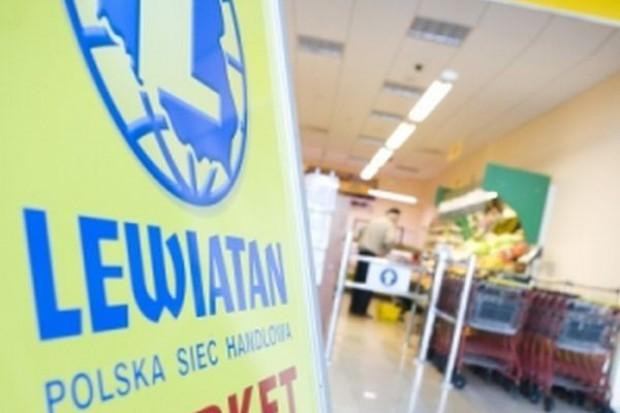 Lewiatan przyłącza do sieci 200 nowych sklepów rocznie