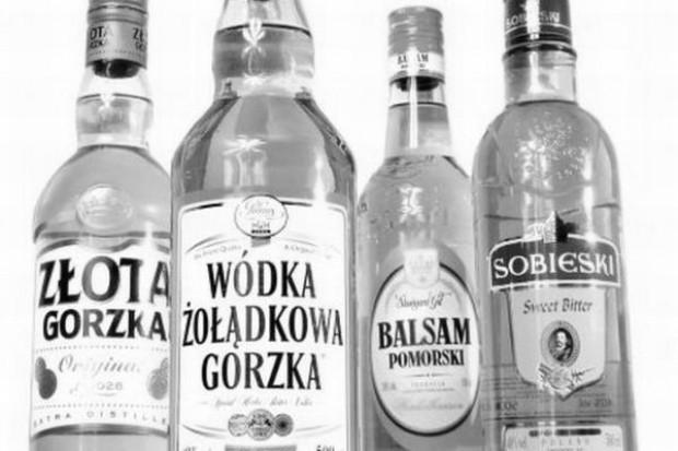 Sprzedaż wódki może spaść o 10 proc.