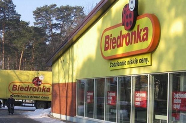 Biedronka nie zmieniła cen a mimo to zwiększyła sprzedaż o 1,1 mld euro