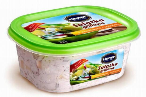 Rynek gotowych sałatek rośnie o kilkanaście proc. rocznie