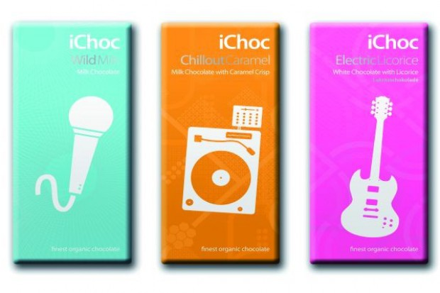 Czekolada ekologiczna iChoc