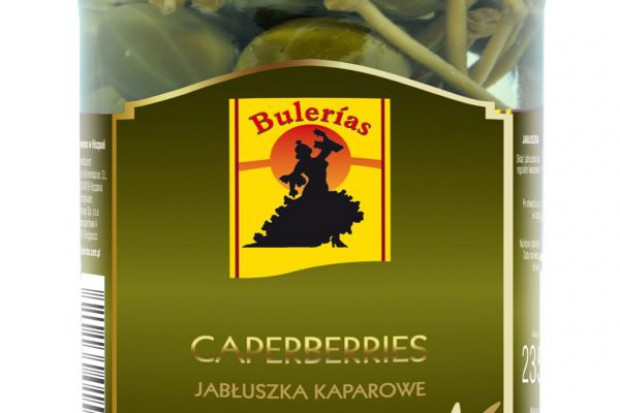 Jabłuszka kaparowe i papryka jalapenos Bulerias