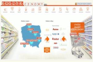 Koszyk cen: W hipermarketach ceny wahają się od 230 do 290 zł