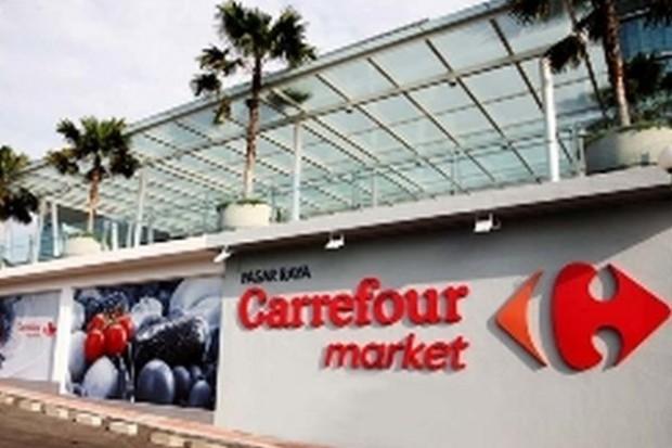 Nowe elementy w formacie Carrefour market