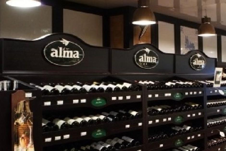 Sprzedaż Almy wzrosła o 25 proc., spółka liczy na zysk na koniec roku