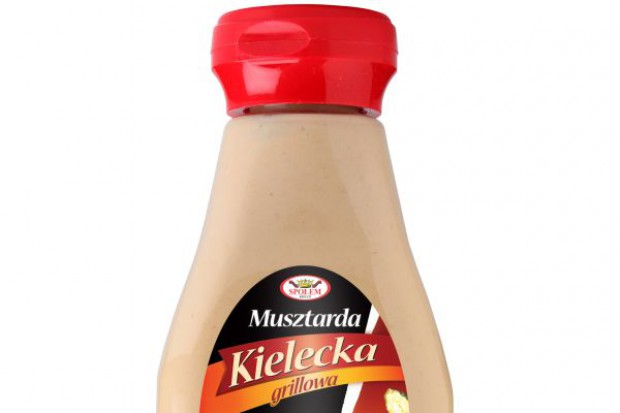 Musztarda Kielecka grillowa