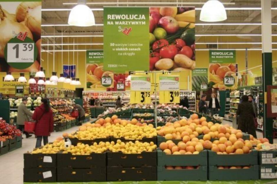 IJHARS: Owoce i warzywa są źle znakowane