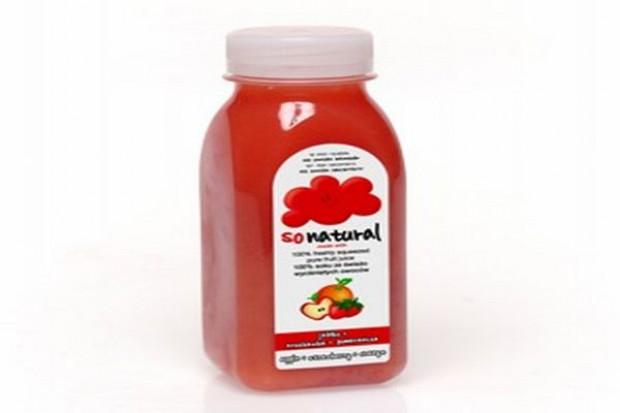 Moc owoców w soku Sonatural