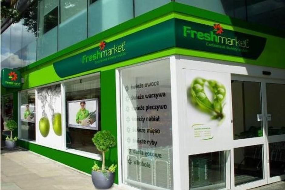 Koncept Freshmarket w krótkim czasie okazał się dochodowy