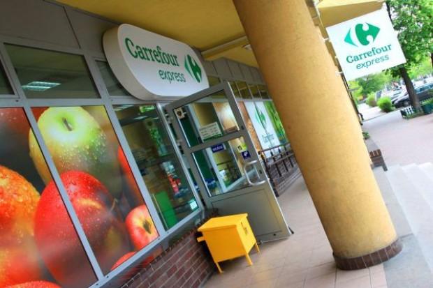 Carrefour chce mieć 200 sklepów franczyzowych, w tym na wsiach