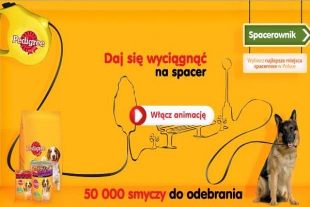 Pedigree rozda 50 tysięcy smyczy