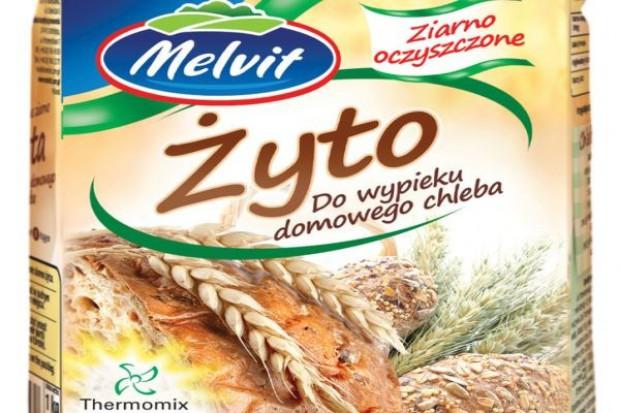 Produkty do pieczenia chleba od firmy Melvit