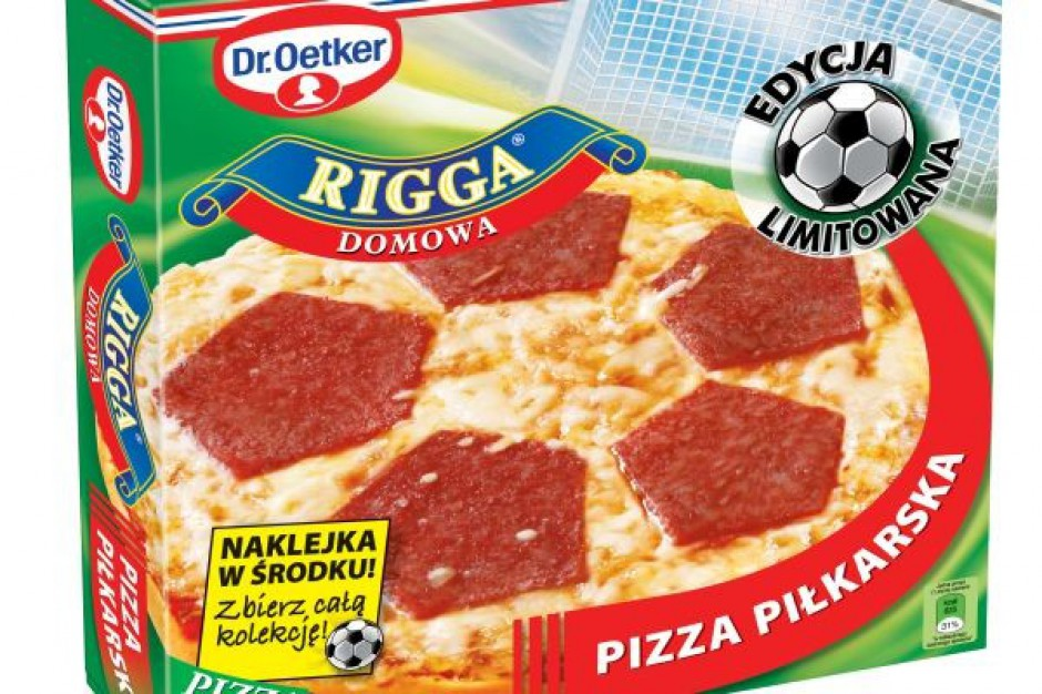 Limitowana edycja pizzy od Dr. Oetkera