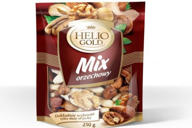 Mix orzechowy Helio Gold