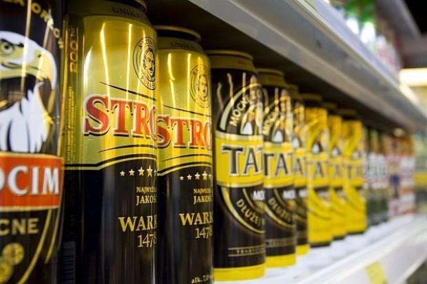 Sprzedaż piwa dalej spada
